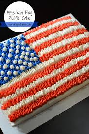 American Flag Picture American Flag Ruffle Cake U2014 Sprinkled With Jules