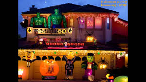 Decorating The House For Halloween Fascinating Halloween House Decorating Ideas Youtube
