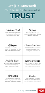 canva font pairing 8 fresh font pairings that will make your audience trust you