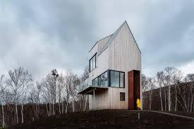 rabbit snare gorge a cabin in nova scotia design milk
