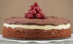 cuisine mascarpone food s guide to cuisine chocolate cherry mascarpone cake
