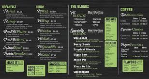 fit blendz maurice restaurant maurice louisiana 46 reviews