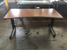 adjustable height training table adjustable height training tables tt12011c conklin office furniture