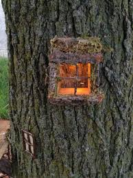 lighted window by essentialwhimsy on etsy garden