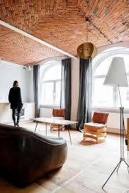 loft in a marmalade factory loft szczecin archdaily