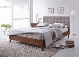 Pottery Barn Chesterfield Bed Best Bed With Fabric Headboard Chesterfield Non Tufted Bed
