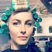 how does julienne hough style her hair julianne hough gets a perm instyle com