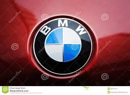 bmw car logo bmw logo editorial photo image 20441751