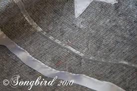 a tree skirt my last craft songbird