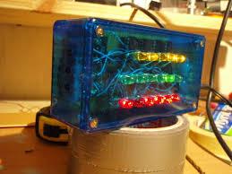 membuat jam digital led besar cara membuat jam digital suhu dari atmega8 dan 900 led cara tekno