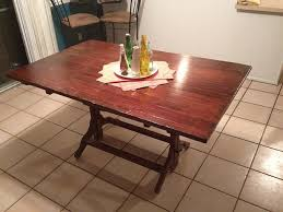Drafting Table Calgary Amazing Antique Drafting Table Turned Dining Room U2014 Modern Home