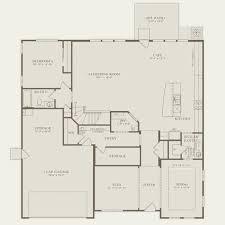 residence 10 at primrose in roseville california pulte first floor