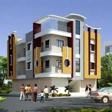 home building design commercial complex building designing services in tolichowki