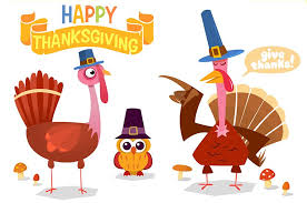 thanksgiving turkey characters illustrations creative market