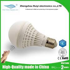 best cheap e27 led bulbs globe smart clapper sound control sensor
