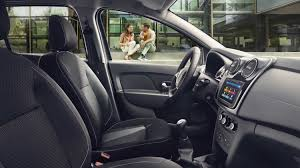 renault sandero stepway interior new sandero dacia cars dacia uk