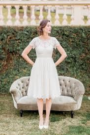 Short Wedding Dresses Romantic Lace Short Wedding Dresses U2013 Weddceremony Com