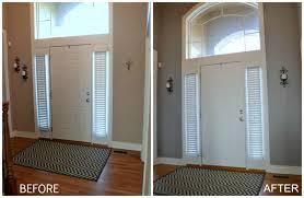 we painted our 2 story entryway u2013 healthy wealthy u0026 diys