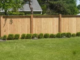 backyard wood fencing ideas home outdoor decoration