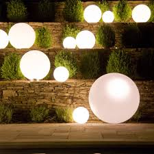 Outdoor Lighted Balls by Glo Ball Furniture Rentals For Special Events Taylor Creative Inc
