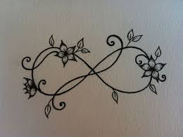 i really like this design for infinity wrist tattoo tattoo