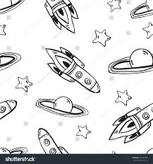 cute seamless vector pattern lovely stars stock vector 545144308