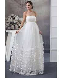empire wedding dress amazing deal on costbuys white empire wedding dresses for