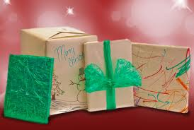 gift plastic wrap creative wrapping ideas using moving supplies moving insider