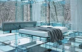 Cool Bedroom Designs To Dream About At Night - Futuristic bedroom design