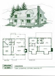 cottage open floor plan log cabins with open floor plans