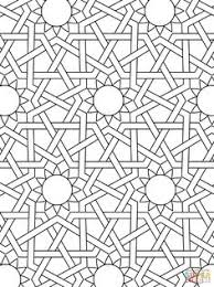 illusions coloring pages creative haven tessellations coloring page zentangle patterns