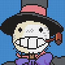 hama bead letter templates turnip head from howl s moving castle perler bead pattern bead turnip head from howl s moving castle perler bead pattern bead sprite
