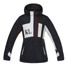 padded riding jacket kingsland equestrian pace unisex padded jacket winter 2015