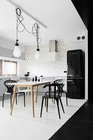 cuisine et blanc photos 25 melhores ideias sobre cuisine noir et blanc no