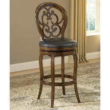 wood swivel bar stools bar stool metal and wood bar height stools