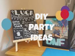 baby birthday ideas baby boy s birthday diy ideas