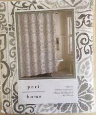 Swirl Shower Curtain Peri Shower Curtain Ebay