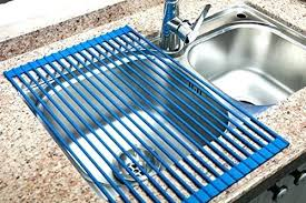 Kitchen Sink Rubber Mats Sink Protector Mats Marvelous Kitchen Sink Protector Rubber Sink