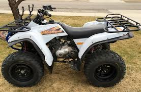 picked up a 1996 350 big bear yamaha grizzly atv forum