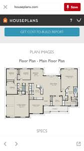 cottage style house plan 3 beds 2 5 baths 1492 sq ft plan 450 1 34 best house plans images on pinterest front rooms home plans