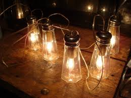 Vintage Outdoor Lights Diy Vintage Outdoor Lighting Strings Lighthousefigurinedepot