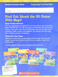 How To Use A Map Map Skills For Today Grade 3 Maps Across America 9780837482088