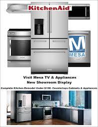 Kitchen Appliances Packages - kitchenaid kitchen appliance packages visit our showroom mesa az