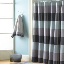 Regular Curtains As Shower Curtains Buy Extra Long Shower Curtain From Bed Bath U0026 Beyond
