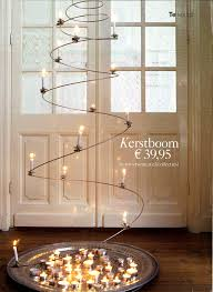 christmas tree made from wire the style files
