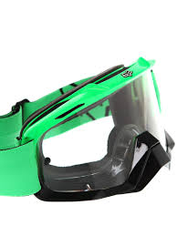 fox air space mx goggle 100 fox racing air space goggle fox air defence cross
