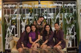 wedding coordinators blissful weddings philippines
