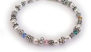 mothers birthstone bracelet birthstone bracelets by leigha birthstones