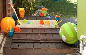 Build A Sandpit In Your Backyard 5 Diy Sandpit Ideas Better Homes And Gardens