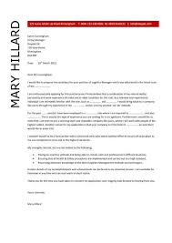 collection of solutions standard job cover letter sample in format